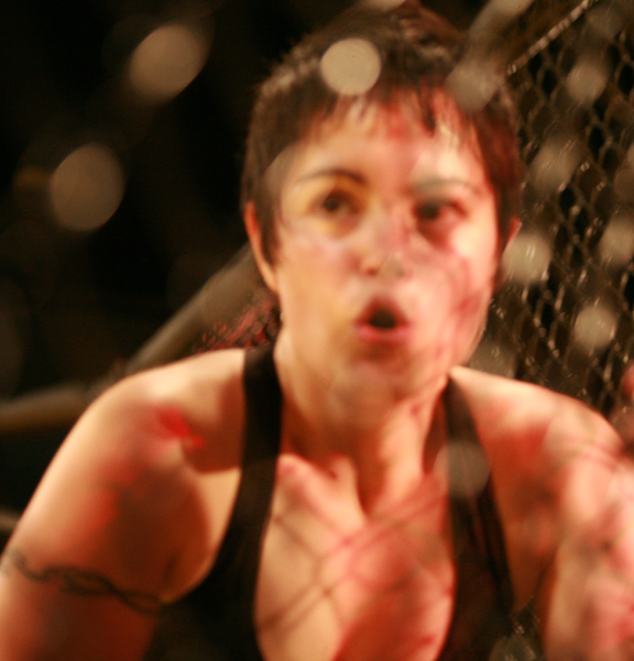 Jody De Simone After First Win at Rumble at The Roseland
