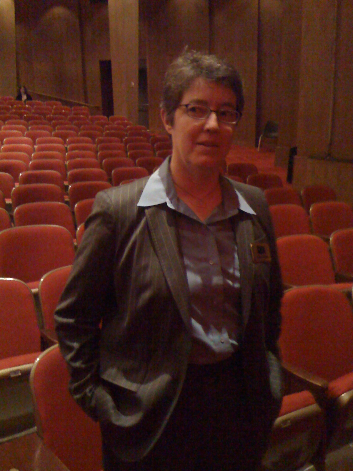 Portland Opera\'s Production Manager