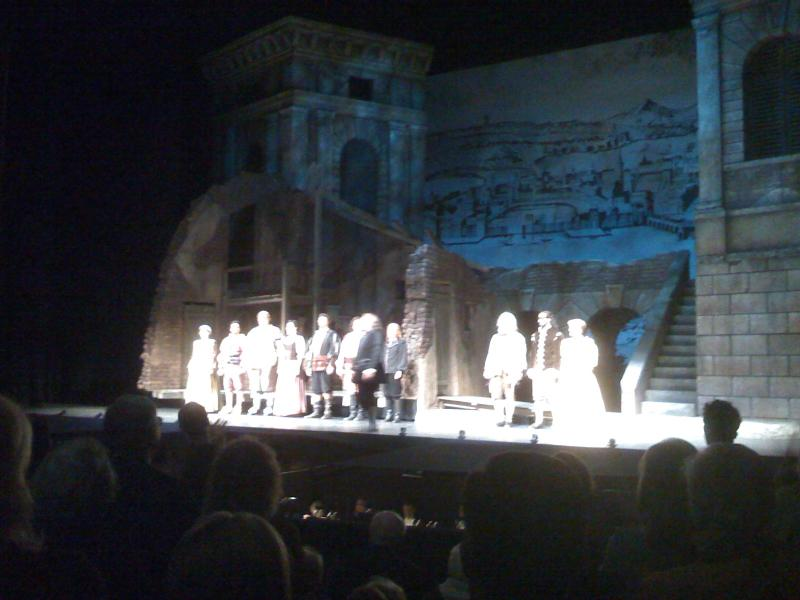 The Final Rigoletto Curtain Call