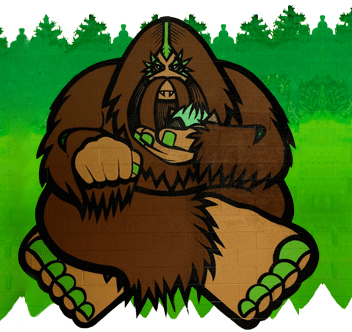 what does bigfoot eat