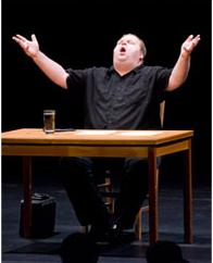 Mike Daisey in If You See Something, Say Something