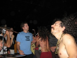 Monotonix at The Wonder Ballroom