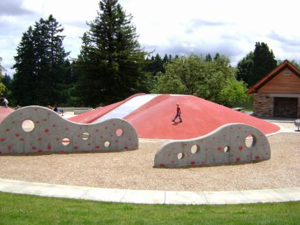 Winner of Best Portland Park