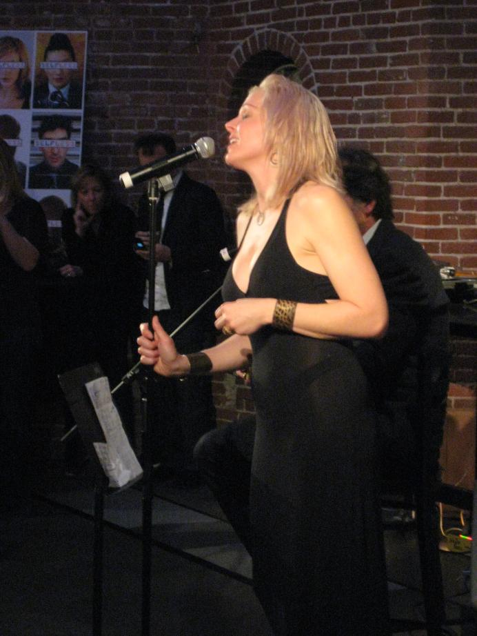 Storm Large With Another Sexy Soulful Song