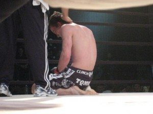 Tyson Jefferies in Defeat Sportfight 25