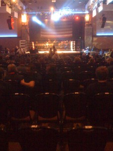 Press Sits in the Back at Sportfight 25