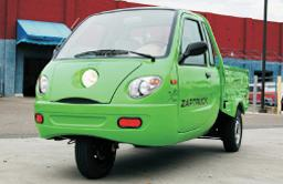 Zap Xebra PK Electric Car