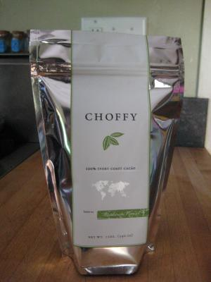Choffy Ivory Coast Cacao - Medium Roast