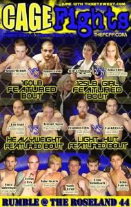 Rumble at The Roseland 44 MMA
