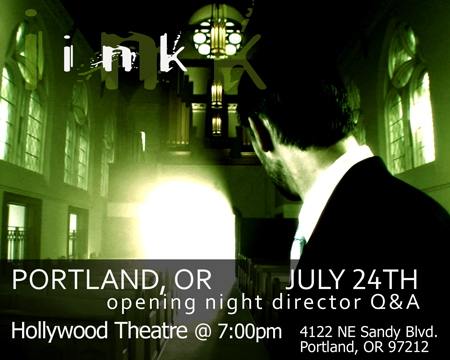 INK at The Hollywood Theater