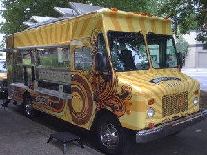 Burgerville's Nomad Foodcart