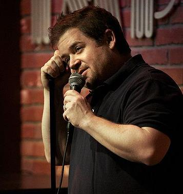 Patton Oswalt in Portland