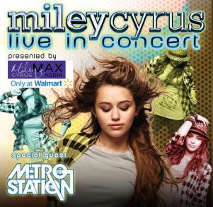 Miley Cyrus Portland Concert