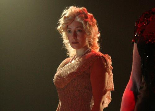 Maureen Porter in Imago's No Exit