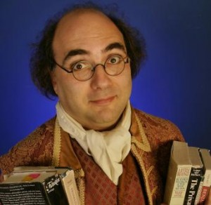 Josh Kornbluth - Ben Franklin: Unplugged