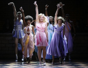 Xanadu The Musical in Portland