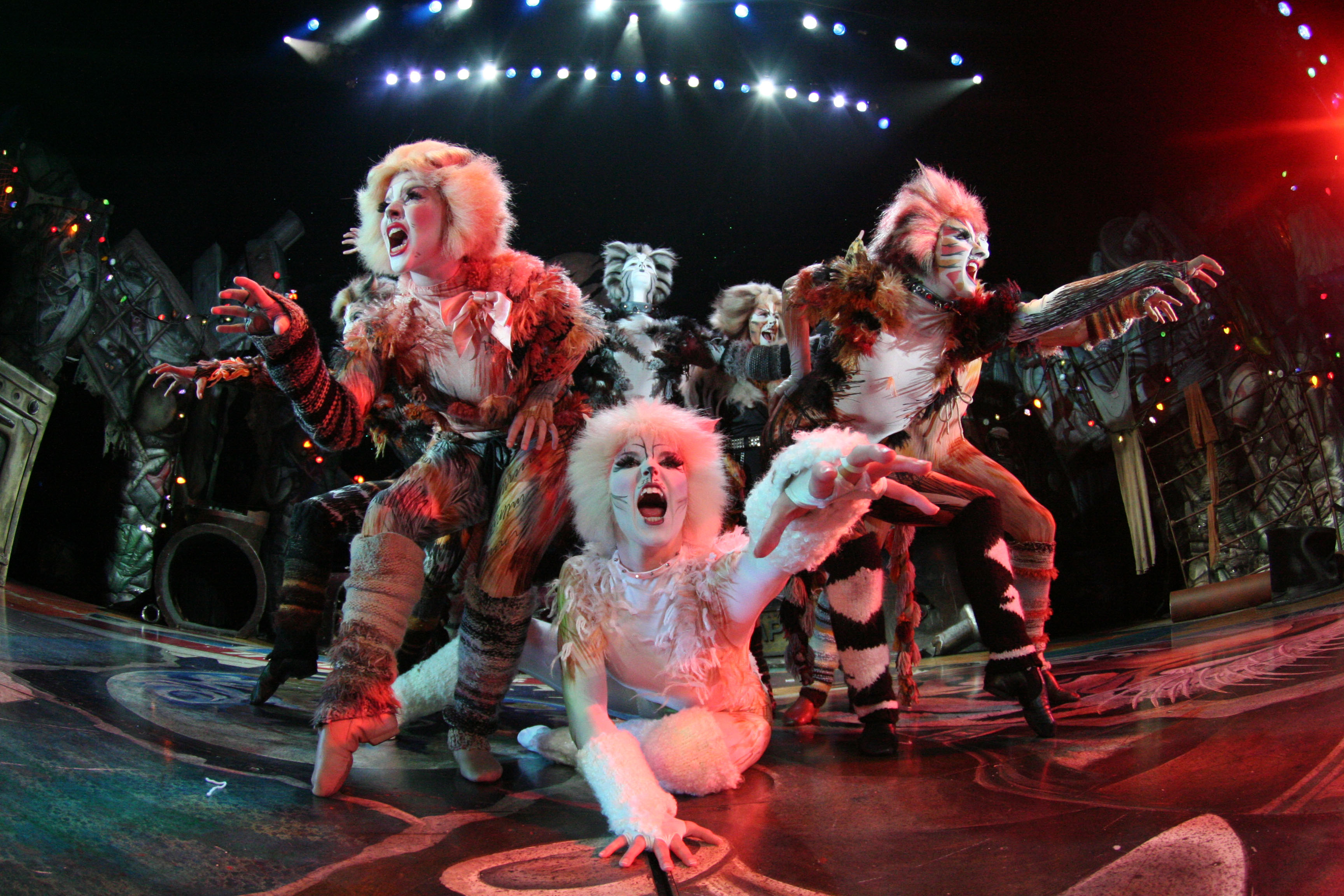 Broadway Across America Portland presents CATS