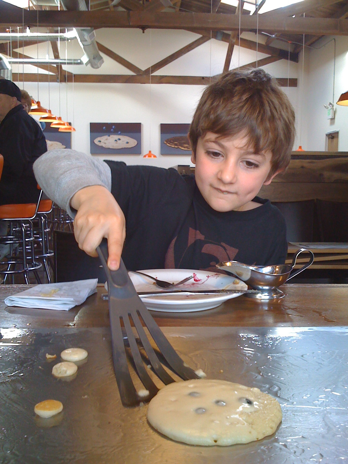 Slappy Cakes Make Your Own Pancakes In Portland