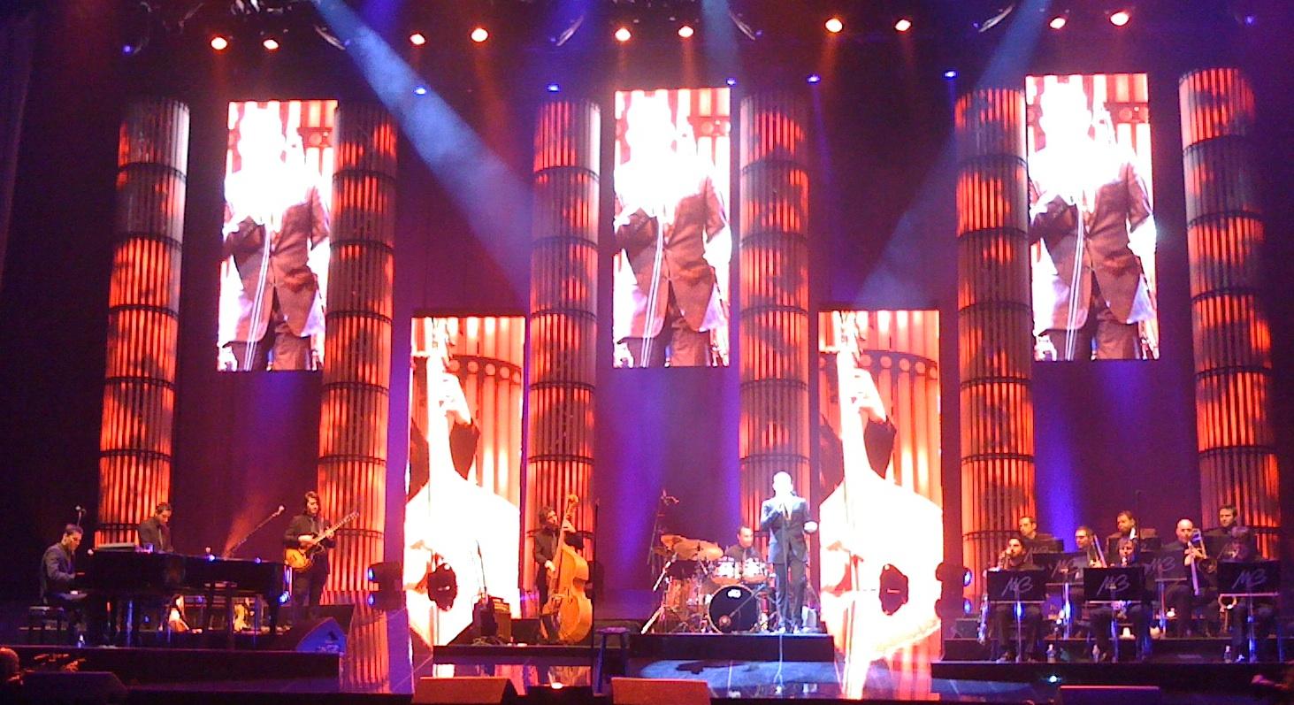 Michael Bublé Concert Portland