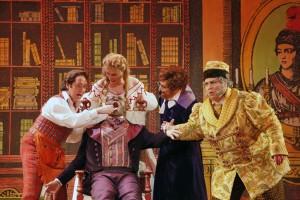 Portland Opera's Barber of Seville