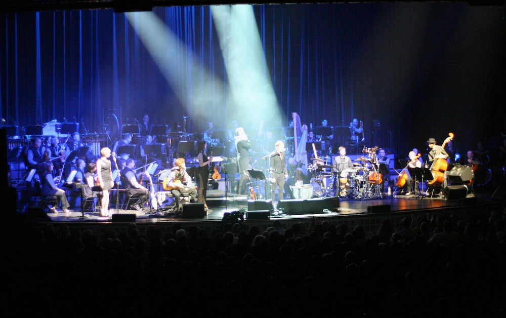 Sting Symphonicity Orchestra Concert