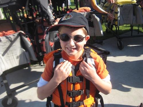 Deschutes River Rafting Extreme Fun