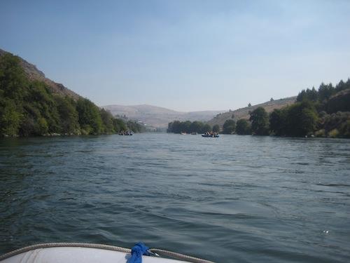 Deschutes River is Beautiful