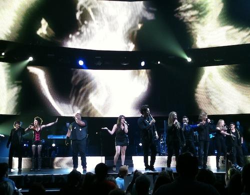 American Idol 2010 Tour