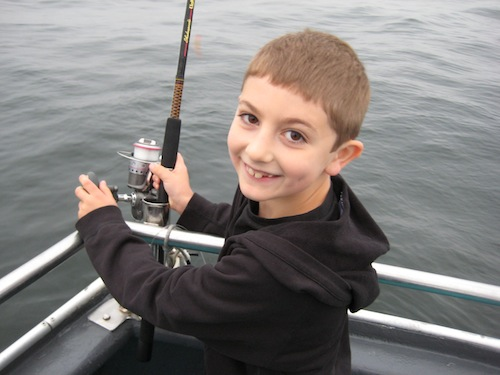 Deep Sea Fishing with Dockside Charters in Depoe Bay