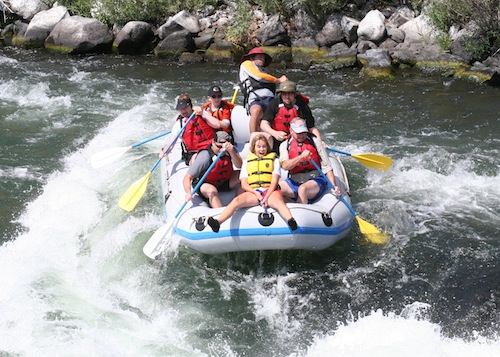 The Wild Ride of The Deschutes River