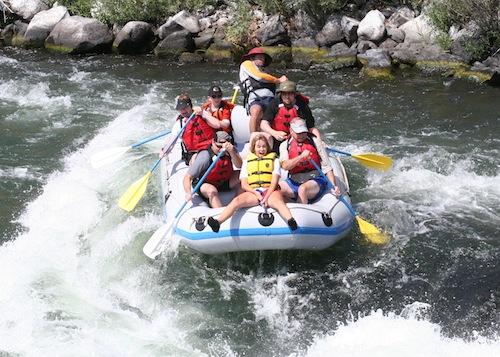 The Wild Ride of The Deschutes River
