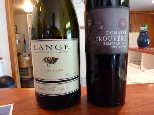 Lang's Wine