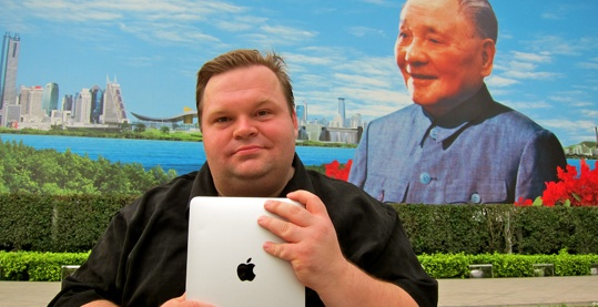 Mike Daisey - The Agony and The Ecstasy of Steve Jobs