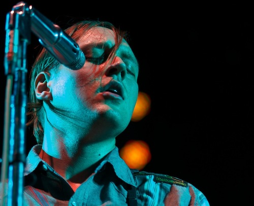 Arcade Fire Win Butler's Emotional Intensity
