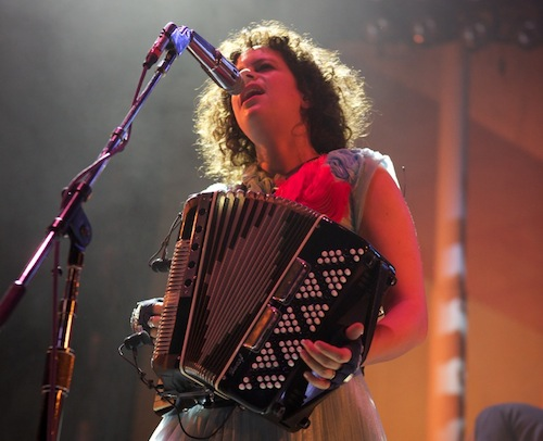 Régine Chassagne Arcade Fire