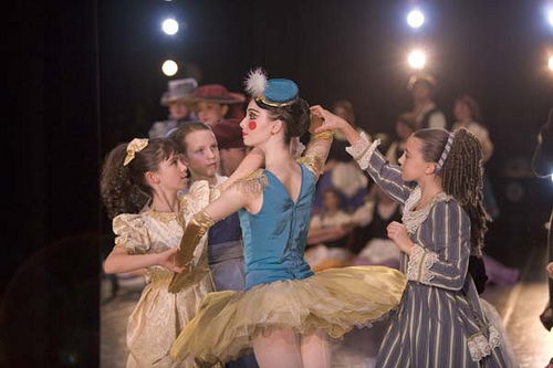 The Portland Ballet presents La Boutique Fantasque
