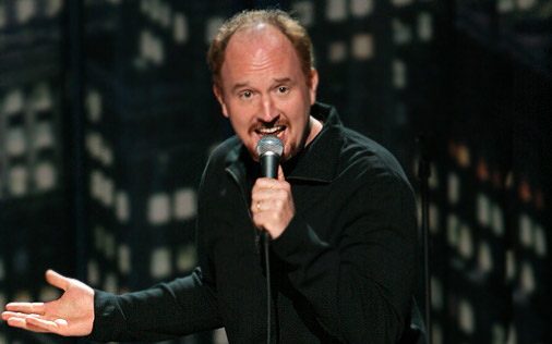 Louis CK in Portland Review