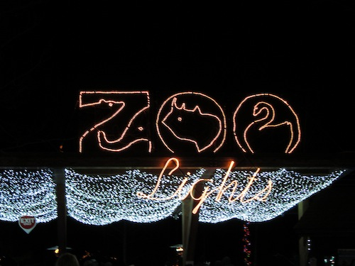 Zoo Lights at The Oregon Zoo
