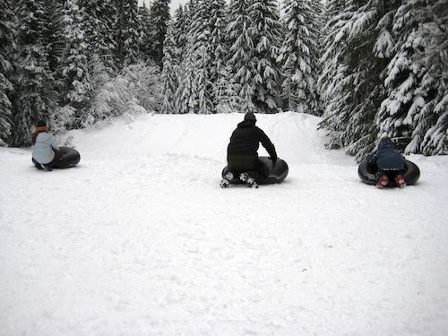 Snowbunny Snowplay Area Mt. Hood