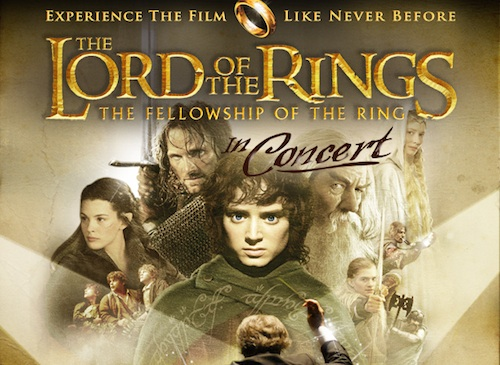 Lord of The Rings in Concert Giveaway