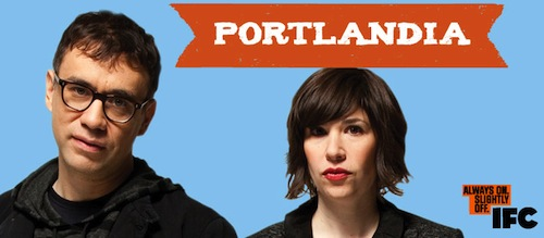 Portlandia, or How I Learned to Stop Worrying and Love Portland
